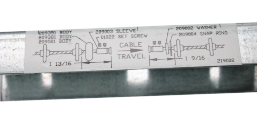 cable connector gauge kit
