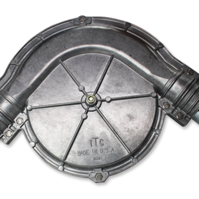"""Corner 2"""" Mechanical with Weather Protections 1.25"""" Disc"""